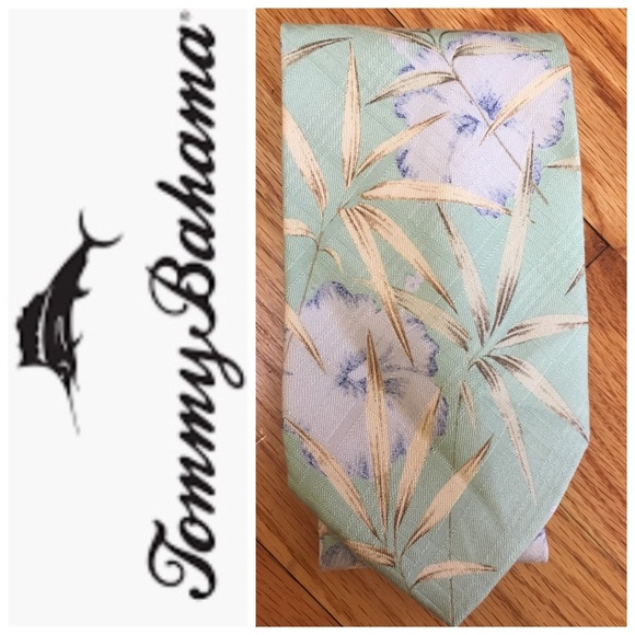 Tommy Bahama Other - 🌿Tommy Bahama Silk Tie